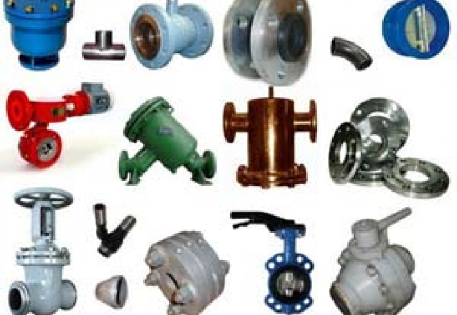 Pipe fittings and accessories