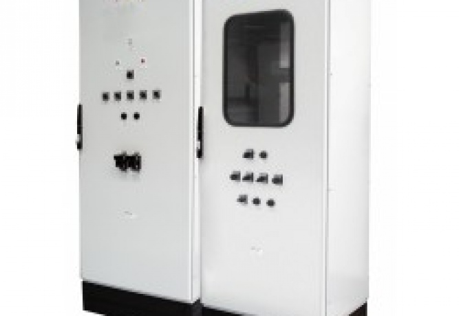 Relay protection and automation cabinets